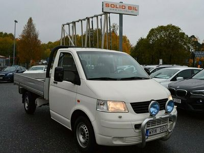 begagnad VW Transporter 1.9 TDI Comfort 105hk/Glasmästarbil