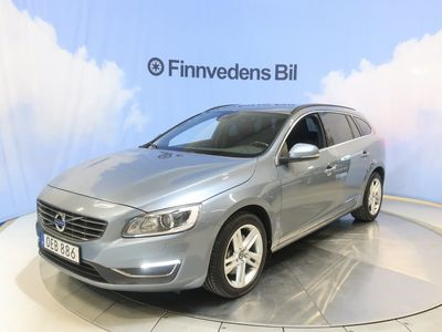 begagnad Volvo V60 D4 AWD Business Advanced.drag/v-hjul/voc