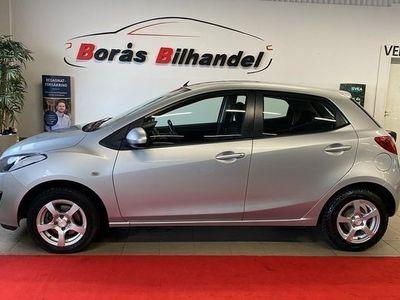 begagnad Mazda 2 25-dörrar 1.3 Lågmilare 2011, Halvkombi 69 900 kr