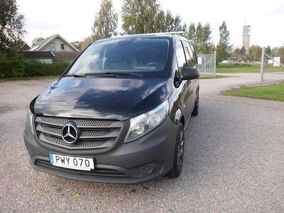 begagnad Mercedes Vito 111 d 114hk