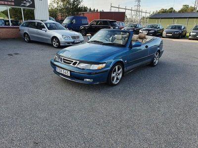 begagnad Saab 9-3 Cabriolet 2.0 T SE 150hk Unik Färg