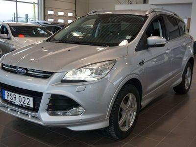 brugt Ford Kuga 2.0 TDCi 4x4 Powershift, 150hk, 2016 Titanium PLUS