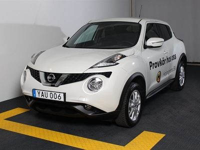 begagnad Nissan Juke DIG-T 115 N-Connecta