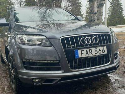 begagnad Audi Q7
