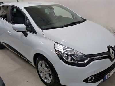 begagnad Renault Clio 0.9 TCe 90hk Dynamiqie Nav.