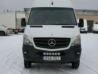 begagnad Mercedes Sprinter 516 BlueTEC 4x4 Skåpbil EURO6