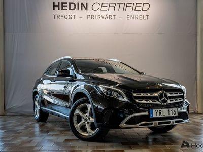 gebraucht Mercedes GLA200 d Aut // Drag & backkamera //