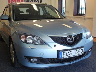 brugt Mazda 3 Sport 1.6 105hk -07
