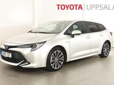 begagnad Toyota Corolla Kombi 2,0 Elhybrid Style Teknik
