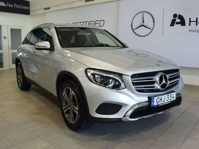begagnad Mercedes GLC220 4-Matic Exklusive, Drag, Multibeam, Backkamera