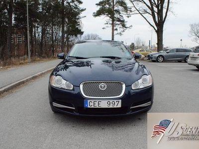 begagnad Jaguar XF 3.0 V6 Automat Navi Backkamera 241hk