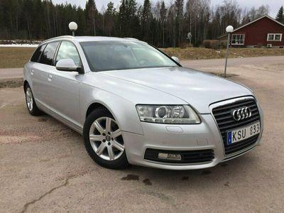 begagnad Audi A6 4F