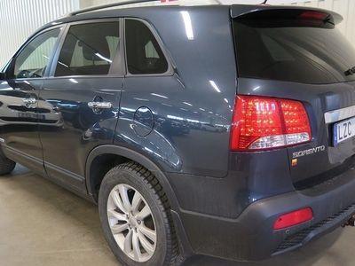 begagnad Kia Sorento 2,2 CRDi AWD Aut Premium Drag -12