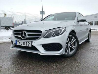 begagnad Mercedes C220 C-Klassd W205