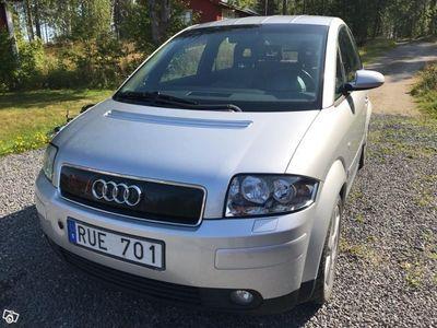begagnad Audi A2 -01