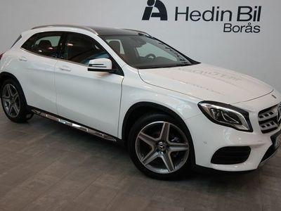 begagnad Mercedes GLA200 // AMG Line //