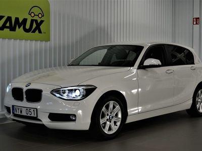 begagnad BMW 118 d 5dr Advantage (143hk)