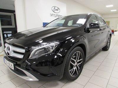 begagnad Mercedes GLA220 CDI 4MATIC Dieselvärmare