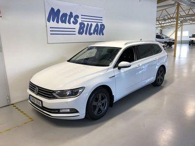 begagnad VW Passat SPORTSCOMBI 2,0 Tdi 150 Hk 4x4 Kombi Manuell