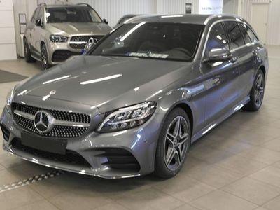 gebraucht Mercedes 220 C-KLASSD Kombi/AMG LINE/DEMO