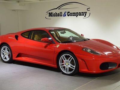 begagnad Ferrari F430 COUPE F1 2800mil 430HK