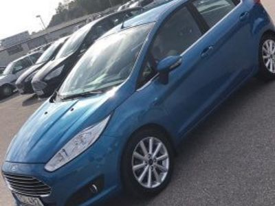 gebraucht Ford Fiesta Titanium 1.0 EcoBoost Euro 6 100h -16