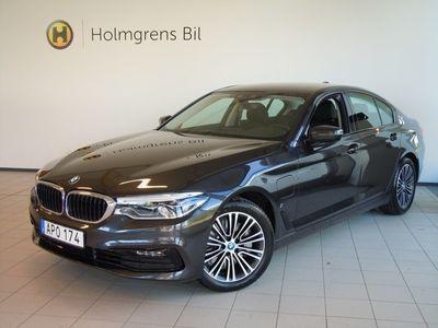 begagnad BMW 530 e Sport Line, Navigation, Adaptiv-LED