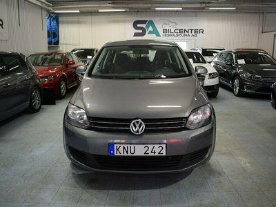 begagnad VW Golf Plus 1.6 TDI 105hk Välvårdad Dragkrok