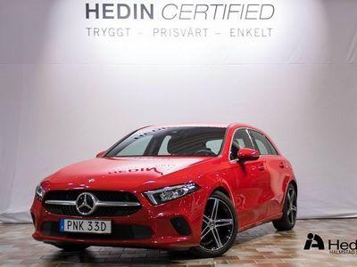 begagnad Mercedes A180 // AUTOMAT & VINTERHJUL //