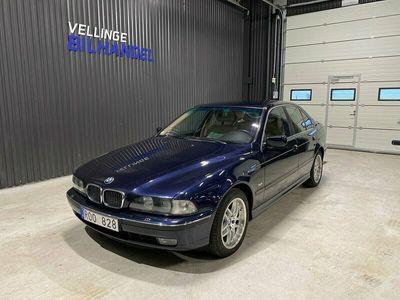 begagnad BMW 528 i/Sedan/AUTOMAT/M-SPORT/193HK/14900MIL