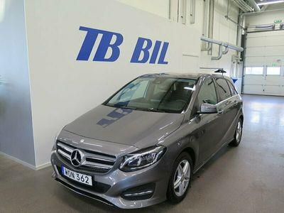 begagnad Mercedes B180 Euro 6 122hk