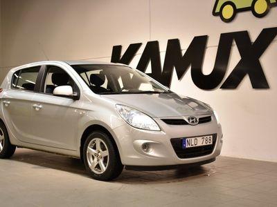 begagnad Hyundai i20 5-d 1.4 101hk | SoV | 3760 mil
