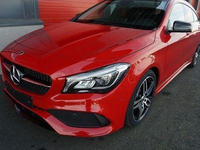 usado Mercedes CLA180 Shooting Brake Fleet Aut //AMG Line//Panorama//Dragkrok//Premiumpaket//