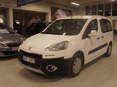 begagnad Peugeot Partner Tepee (5-sits) 1,6 HDi