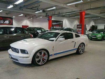 """begagnad Ford Mustang GT V8 Skinn 20"""" Chromespoke Mycket bra skick"""