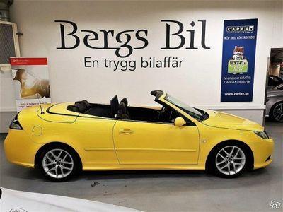brugt Saab 9-3 Cabriolet 1.9 TiD Vector 150hk