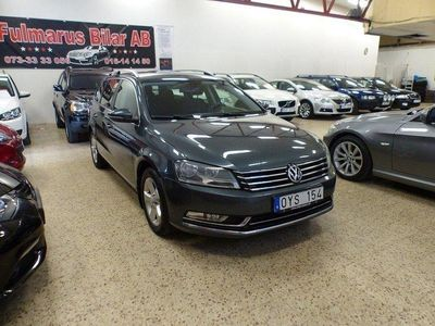 begagnad VW Passat 1.4 TSI Multifuel DSG Autom