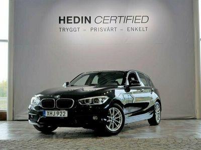 begagnad BMW 118 i 5-door Avantage 136hk/Farthållare/Keyless Start