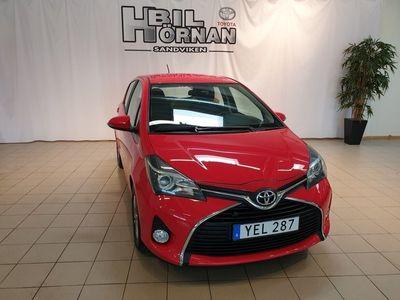 begagnad Toyota Yaris 1.33 Active Motorvärmare