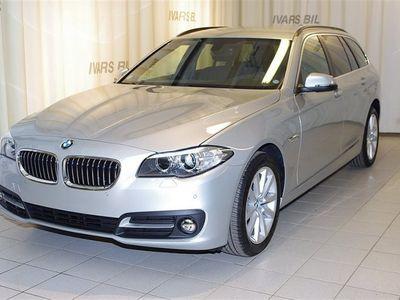 begagnad BMW 520 d xDrive Touring Automat -16
