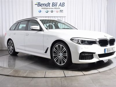begagnad BMW 520 d xDrive / Värmare / M Sport