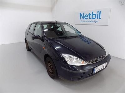 used Ford Focus 1.6 5dr 100hk Rep. Objekt