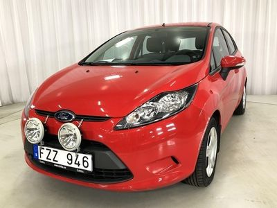 käytetty Ford Fiesta 1.6 TDCi Econetic 5dr (90hk)