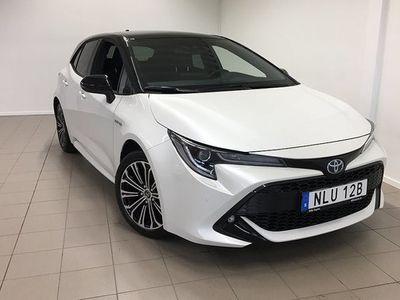 begagnad Toyota Corolla Hybrid Corolla Verso1.8 5D Style Teknikpaket SPI 2020, Kombi Pris 259 900 kr