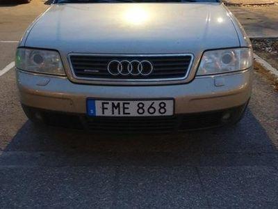 begagnad Audi A6 quattro 1.8 T