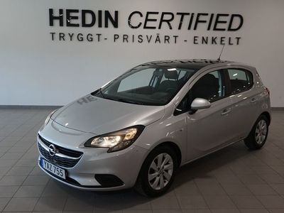 begagnad Opel Corsa Enjoy Bensin Panorama
