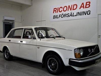 begagnad Volvo 240 DE LUXE B21 AUT BES KÖRKLAR