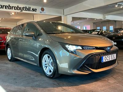 begagnad Toyota Corolla Touring Sports Hybrid 1.8 Aut B-kamera 123hk