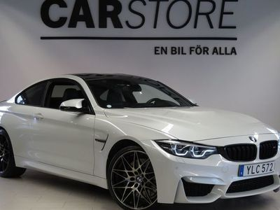 begagnad BMW M4 Competition 450hk