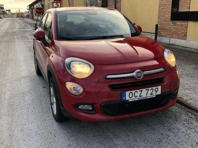 begagnad Fiat 500X PopStar 1.6 Nybesiktigad